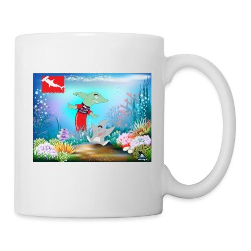 Je sui Sharkie - Coffee/Tea Mug