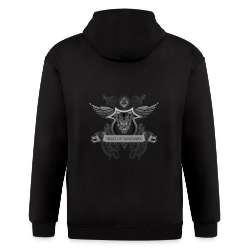 CoV Zipper hoodie - Men's Zip Hoodie