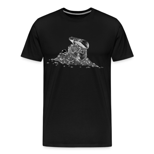 Treasure Chest - Men's Premium T-Shirt