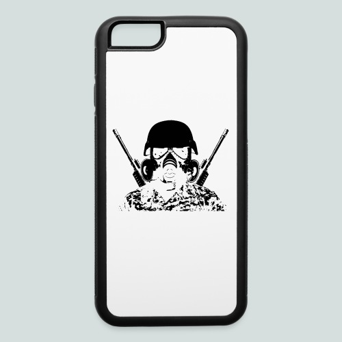 Post-Apocolypse Soldier - iPhone 6/6s Rubber Case