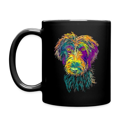 Colorful Rupert Coffee Mug - Full Color Mug