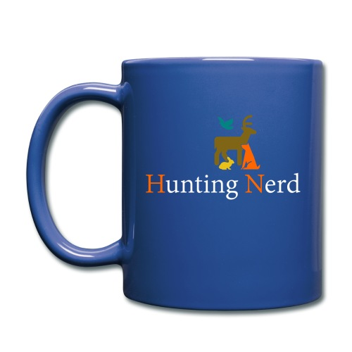 Hunting Nerd Coffee Mug - Full Color Mug