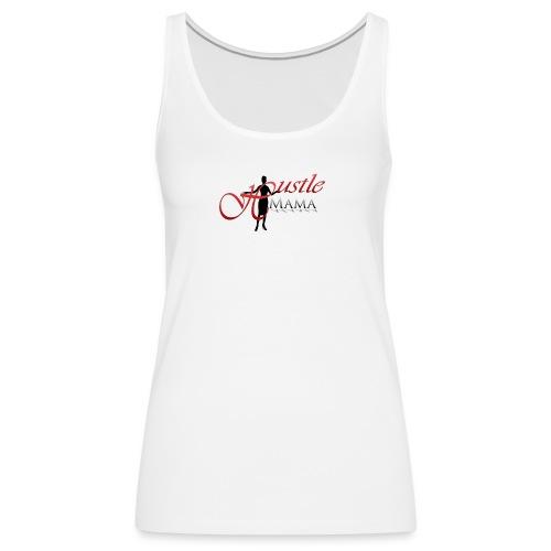 Hustle Mama Signature Logo Tank - Women's Premium Tank Top