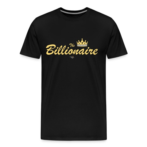 The Billionaire T-shirt - Men's Premium T-Shirt