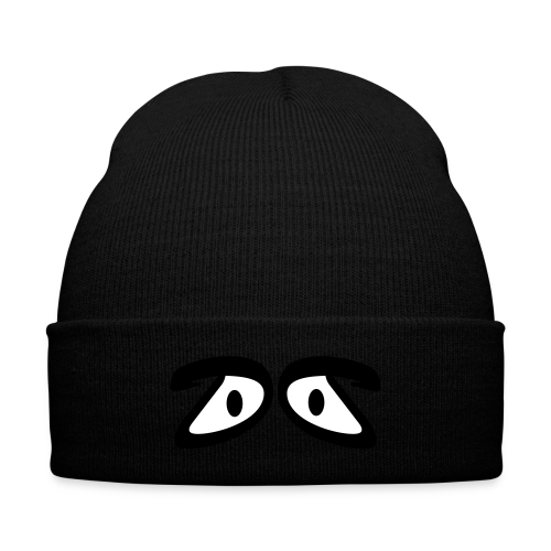 DubbelDutch Knit Cap - Knit Cap with Cuff Print
