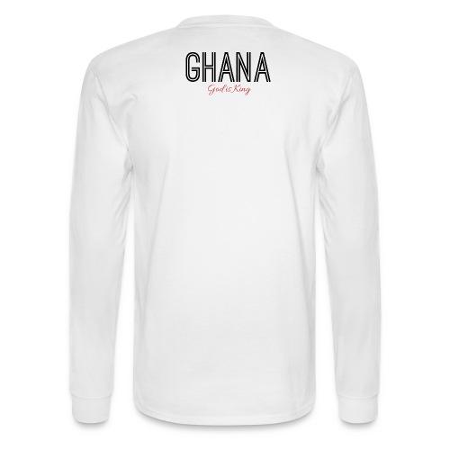 God is King - Men's Long Sleeve T-Shirt