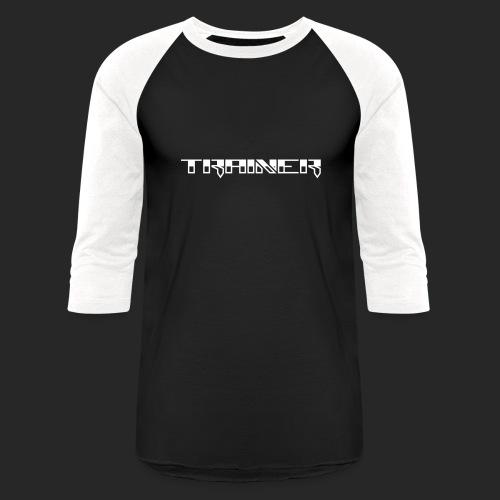Wicked Dano Trainer Design - Baseball T-Shirt