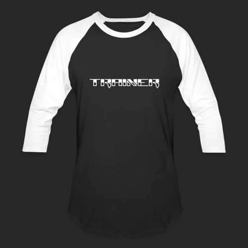 Wicked Dano Trainer Design - Baseball T-Shirt