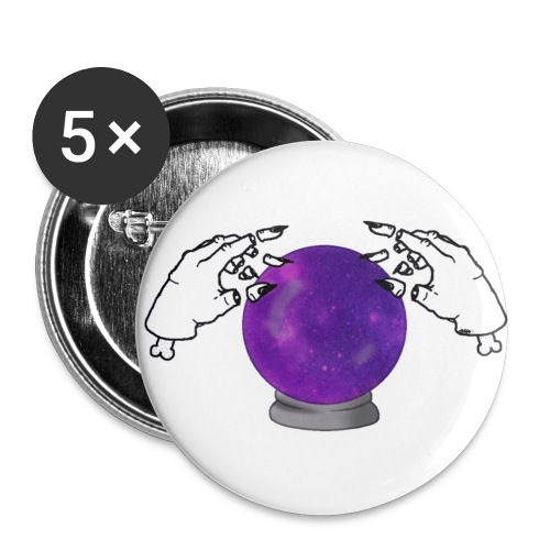 Magic Pins - Large Buttons