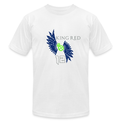 King Red Seahawks - Men's  Jersey T-Shirt