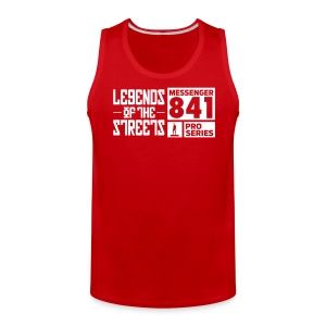 Legends Of The Streets Graphic Tank Top - Men's Premium Tank