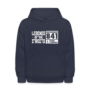 Legends Of The Streets Graphic Hoodie - Kids' Hoodie