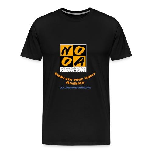 Embrace men - Men's Premium T-Shirt