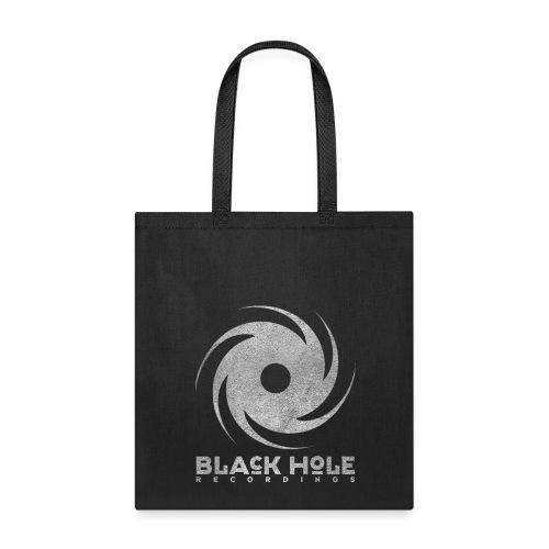 Black Hole Recordings Tote Bag - Tote Bag
