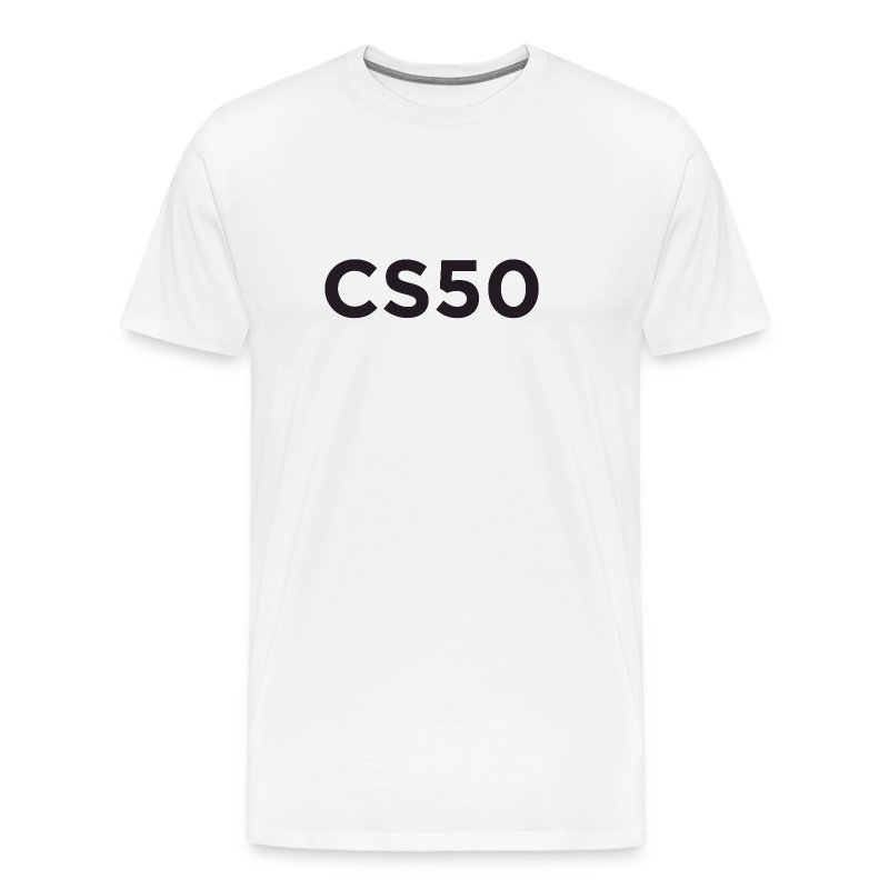 CS50 Gotham - Men's Premium T-Shirt