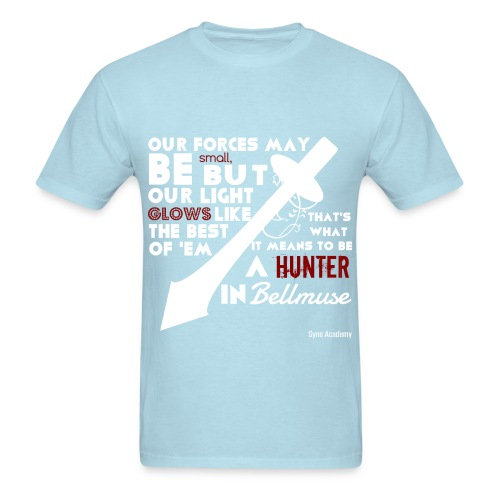 Bellmuse Hunter Men - Men's T-Shirt