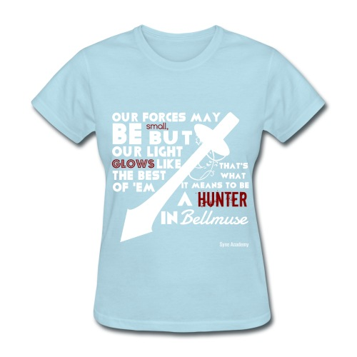Bellmuse Hunter Women - Women's T-Shirt