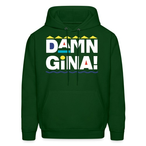 Gina - Men's Hoodie