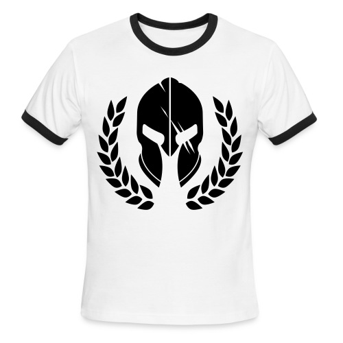 lets go man lets play football - Men's Ringer T-Shirt