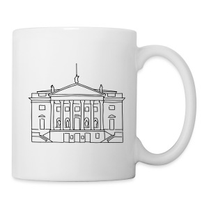 Berlin State Opera  - Coffee/Tea Mug