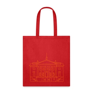 Berlin State Opera  - Tote Bag
