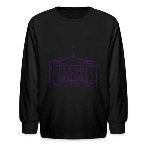 Berlin State Opera  - Kids' Long Sleeve T-Shirt