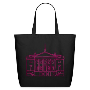 Berlin State Opera  - Eco-Friendly Cotton Tote
