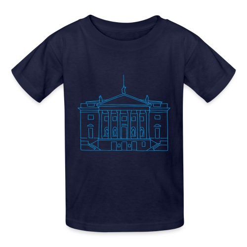 Berlin State Opera  - Kids' T-Shirt