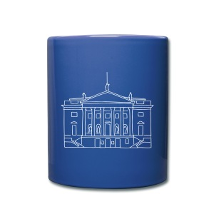 Berlin State Opera  - Full Color Mug