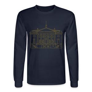 Berlin State Opera  - Men's Long Sleeve T-Shirt