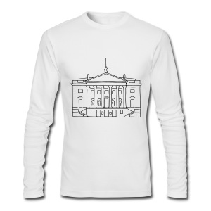 Berlin State Opera  - Men's Long Sleeve T-Shirt by Next Level
