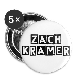 Limited Edition Pin  - Large Buttons