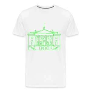 Berlin State Opera  - Men's Premium T-Shirt
