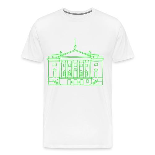 Berlin State Opera  - Men's Premium T-Shirt