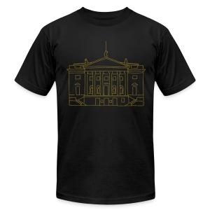 Berlin State Opera  - Men's Fine Jersey T-Shirt