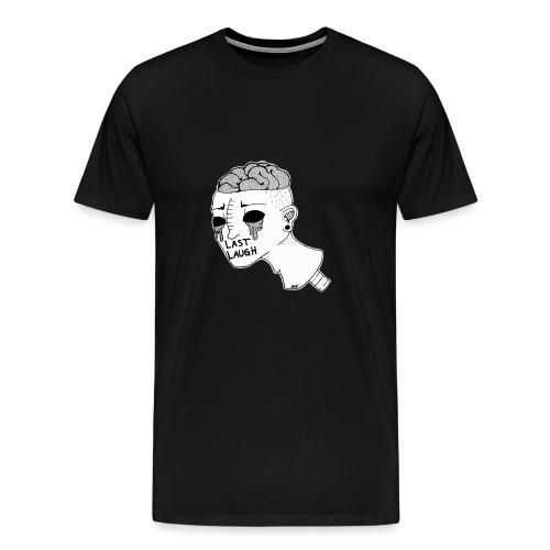 LAST LAUGH Tee - Men's Premium T-Shirt