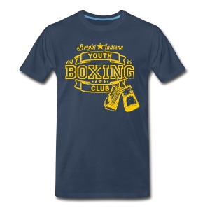 bright indiana youth boxing club - Men's Premium T-Shirt