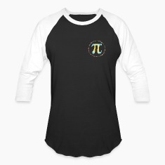 PI CIRCLE WITH NUMBERS T-Shirts
