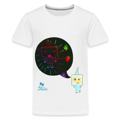 Excitement Imagined - Kids' Premium T-Shirt