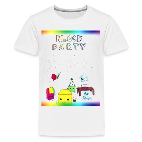 Block Party - Kids' Premium T-Shirt