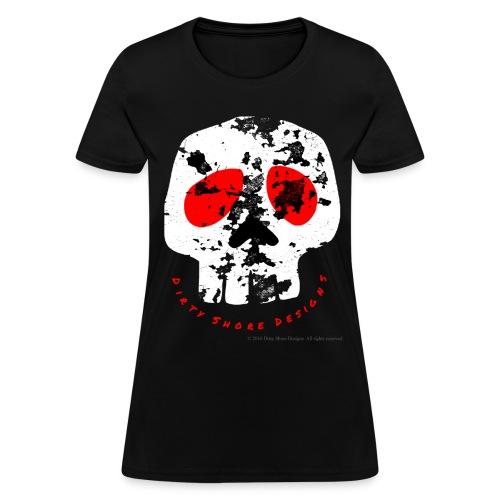 Women's Dirty Shore Designs shirt - Women's T-Shirt