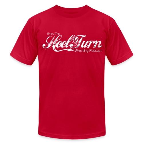 Enjoy the Heel Turn Wrestling Podcast - Men's  Jersey T-Shirt