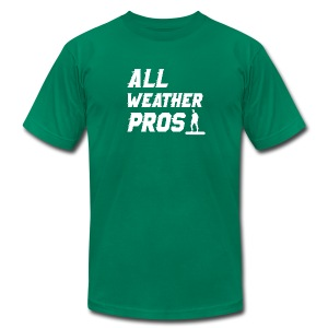 All Weather Pro Graphic Tee - Men's T-Shirt by American Apparel