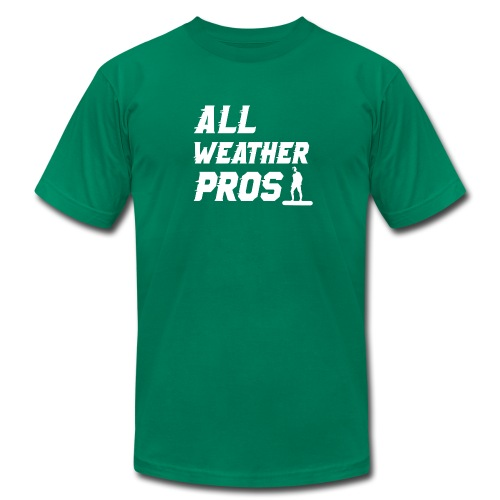 All Weather Pro Graphic Tee - Men's Fine Jersey T-Shirt