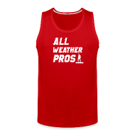 Sportswear ~ Men's Premium Tank ~ All Weather Pro Graphic Men's Tank Top