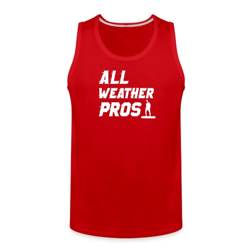 All Weather Pro Graphic Men's Tank Top - Men's Premium Tank