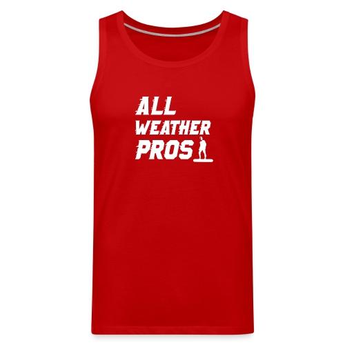 All Weather Pro Graphic Men's Tank Top - Men's Premium Tank