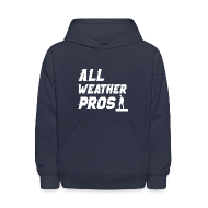 Sweatshirts ~ Kids' Hoodie ~ All Weather Pro Graphic Hoodie