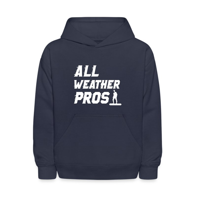 All Weather Pro Graphic Hoodie - Kids' Hoodie