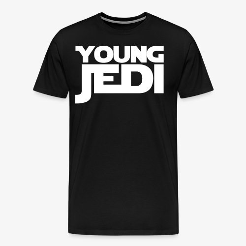 Young Jedi - Men's Premium T-Shirt